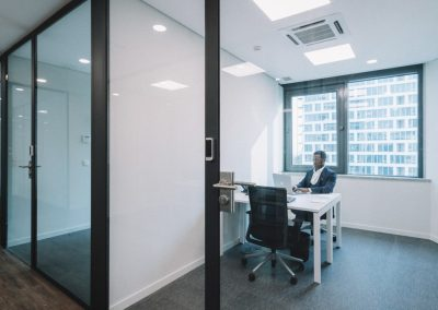 FOCUS Office - Gabinetes Privados